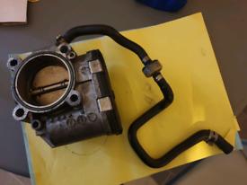 Throttle body for a zafira VXR, used for sale  Bexleyheath, London