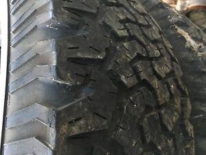 "BFG All Terrian Tires 32""x11.5"" R15 Prince George British Columbia image 3"