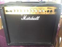 Marshall mg30dfx combo amp for sale.