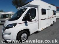 Bailey Advance 70-6 Motorhome MANUAL 2018