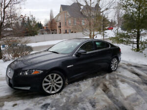 2013 Jaguar XF 3.0 AWD - Fully loaded, No accidents, Ontario car