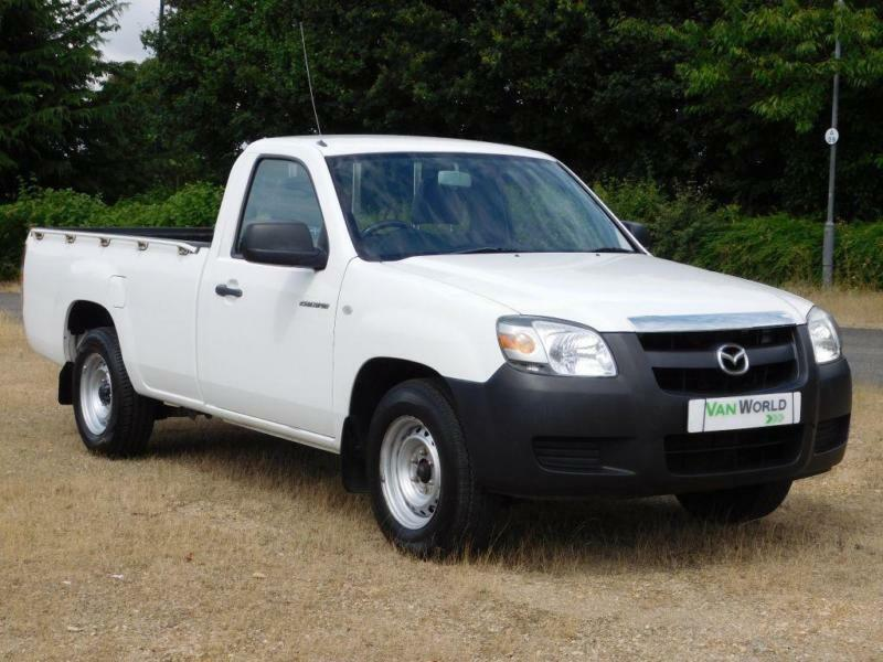Mazda BT-50 4X2 SINGLE CAB P/U