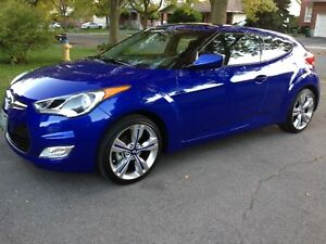 2013 Hyundai Veloster, 6 Spd Manual with Tech Pack - NEW PRICE