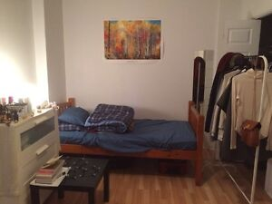 Subletting McGill studio in July& August