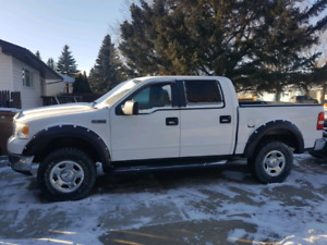 2007 ford f-150 4×4