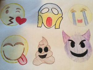 Emoji  Kitchener / Waterloo Kitchener Area image 1