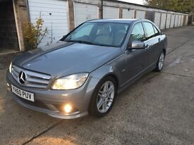 Mercedes AMG SPORT CDI sale/swap/px for 4x4 c200 2010 plate