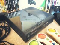Xbox 360 - 250GB bundle. Lots of games. Great condition.