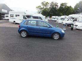 Volkswagen Polo 1.4 ( 80P ) 2007MY S car for sale