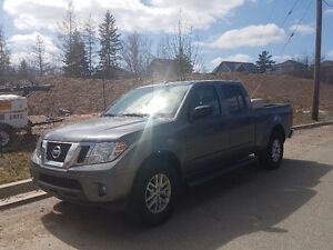 2016 Nissan Frontier SV Pickup Truck - LEASE TAKE OVER
