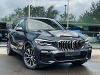 2019 BMW X5 DIESEL ESTATE xDrive30d M Sport 5dr Auto SUV Diesel Automatic