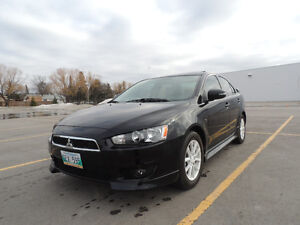 2015 Mitsubishi Lancer Limited Sedan