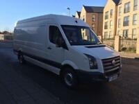 Volkswagen Crafter 2.5TDi ( 136PS ) CR35 LWB (2009)