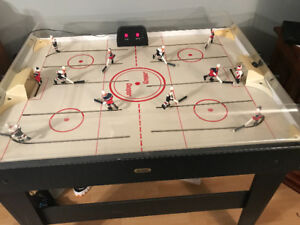 MADE BY COOPER - TABLE HOCKEY GAME