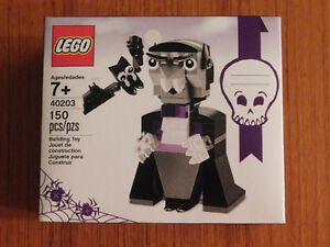 Lego Vampire and Bat Set - Brand New Sealed Box