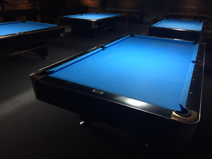 Table Billard Black Crown