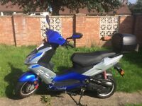 MOTOR BIKE - PULSER FOR QUICK SALE