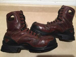 Men's Terra Steel Toe Work Boots Size 9.5 London Ontario image 2