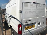 Ford Transit 2.4TDCi Duratorq ( 115PS ) 350M 2007.5MY 350 MWB FOR SALE