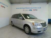 2008 Chrysler Grand Voyager 2.8 CRD Limited 5dr Auto MPV Diesel Automatic