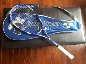 Ion Carbone4 Black Knight Sqash Racquet