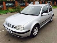 VW GOLF 1.4 ,,,LONG MOT,,,GOOD RUNNER