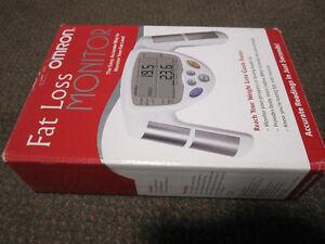 Omron HBF-306CAN Fat Loss Monitor - New, open Box