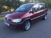 Vauxhall Zafira 1.8 I Comfort 5dr
