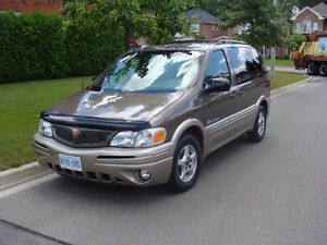 2005 Pontiac Montana Minivan,Florida Van, Elderly Owned Like New