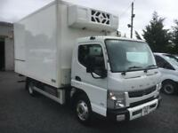 Mitsubishi Fuso Canter fridge box 2013 van 7500 kgs 7c18 Auto