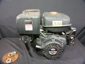 389cc (11.7 horsepower) gas engine