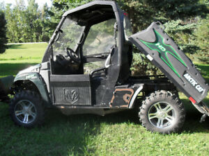 2012 ArticCat Prowler 700 HDX.(PRICE DROP)OPEN TO OFFERS