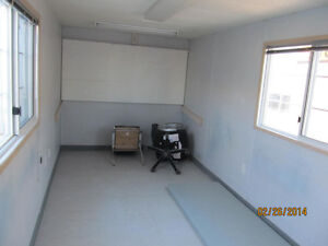 8x20 Wheeled Office Trailer For Rental Strathcona County Edmonton Area image 3