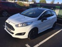 Automatic Ford Fiesta Zetec 2015