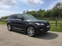 Land Rover Range Rover Sport 3.0SD 2014 HSE dynamic finance available