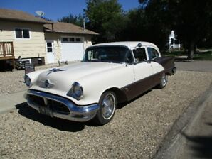 1956 Oldsmobile Eighty-Eight Sedan