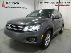 2015 VW Tiguan Used AWD 2.0 TS Sunroof B/U Cam $212.84  B/W