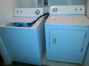 Washer and dryer combo 150 OBO both working