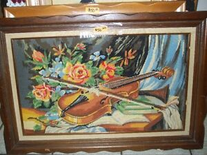 NEEDLEPOINT FOR SALE Cornwall Ontario image 1