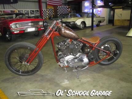 1972 Harley Davidson Custom Bobber Hillcrest Logan Area Preview