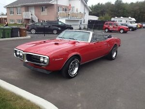 Firebird 1967 Convertible
