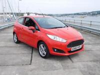 Ford Fiesta 1.25 ( 82ps ) 2013.25MY Zetec