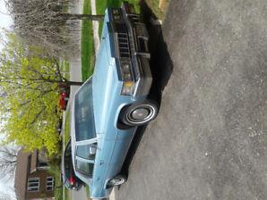 1977 Cadillac sedan d ville