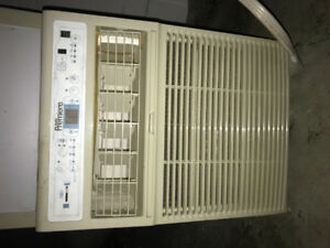 Portable window air conditioner
