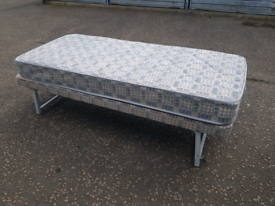 Small trundle childs guest bed, delivery available