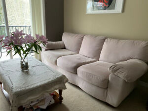 3 Set Sofa, Love seat, Chair and footstool