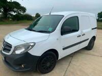 2013 mercedes citan 109CDI van - twin side doors - new mot - clean van - no vat