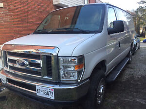 2013 Ford E-250 Commercial Cargo Van