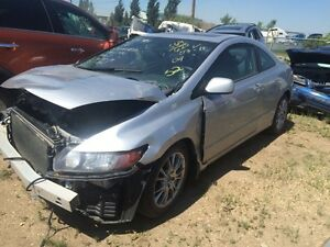 2006 2007 2008 2009 2010 2011 Honda Civic coupe parts