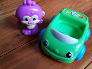 Fisher Price variety of baby/ toddler toys